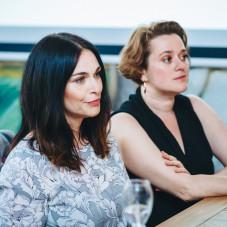 Julia Taczanowska i Magdalena Gzowska