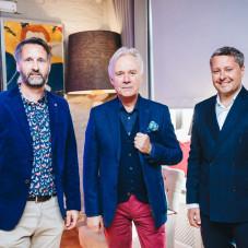 Michał Stankiewicz,Jerzy Limon, Marcin Żebrowski