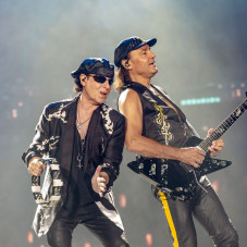 Scorpions w Ergo Arenie