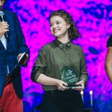 Irka Zapolska, zwyciężczyni Grand Prix