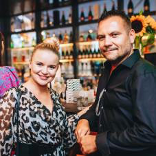 Marta Blendowska i Patryk Matyja