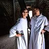 Dominikanie wygłosili kazanie z wieży kościoła św. Katarzyny
