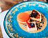 Cafe gourmand / creme brulle z białą czekoladą Opalys / flan waniliowy / makaronik z marakują