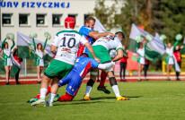 Ekstraliga rugby. Lechia Gdańsk i Ogniwo Sopot wygrały, porażka Arki Gdynia
