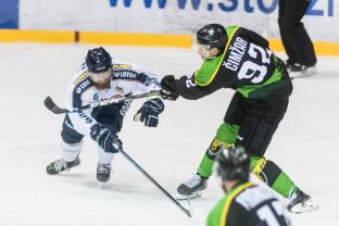 Lotos PKH Gdańsk - GKS Katowice 0:1. Pierwsza porażka hokeistów w hali