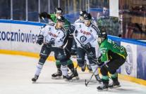 Lotos PKH Gdańsk - JKH GKS Jastrzębie 5:6. Hokeiści 6 sekund od pokonania lidera