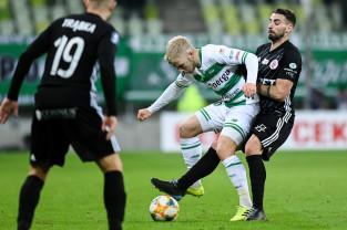 Lechia Gdańsk - ŁKS Łódź 3:1. VAR anulował 2 gole i rzut karny