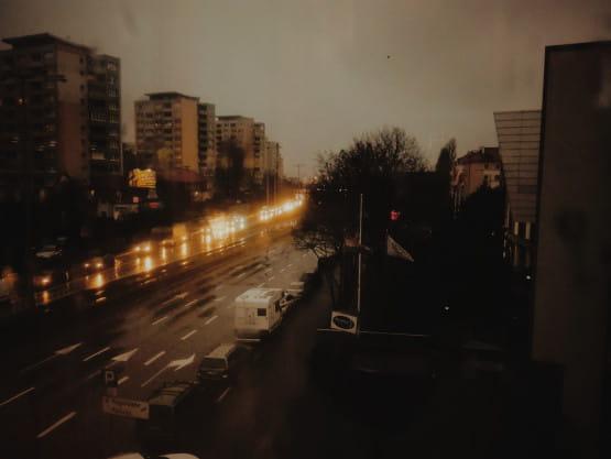 Korek na ul. Śląskiej w Gdyni