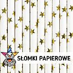 Słomki papierowe - SKLEP SZALONY.PL