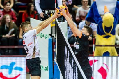 Trefl Gdańsk - Jastrzębski Węgiel 1:3. Porażka siatkarzy na koniec 1. rundy PlusLigi
