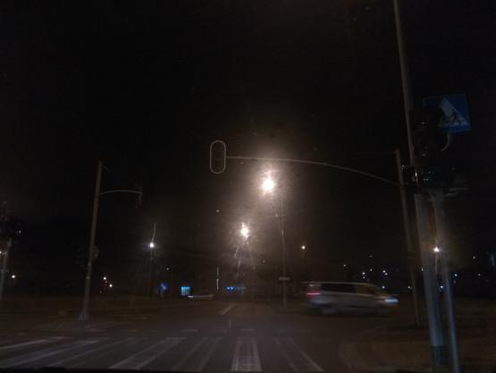 Na skrzyżowaniu Łódzkiej/Havla nie działają światła
