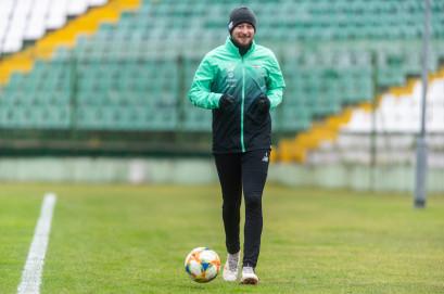 Lechia Gdańsk. Brazylijczyk Conrado Buchanelli Holz pierwszym transferem