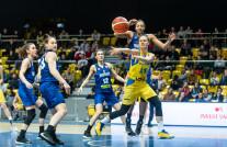 Arka Gdynia - Fenerbahce Stambuł 52:80. Koszykarki bez szans z liderem Euroligi