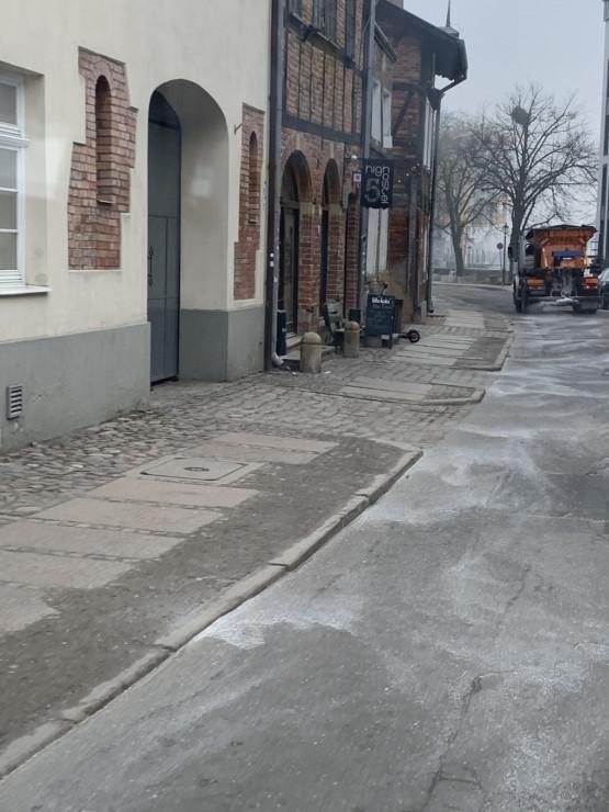 Solarki na ulicach Gdańska