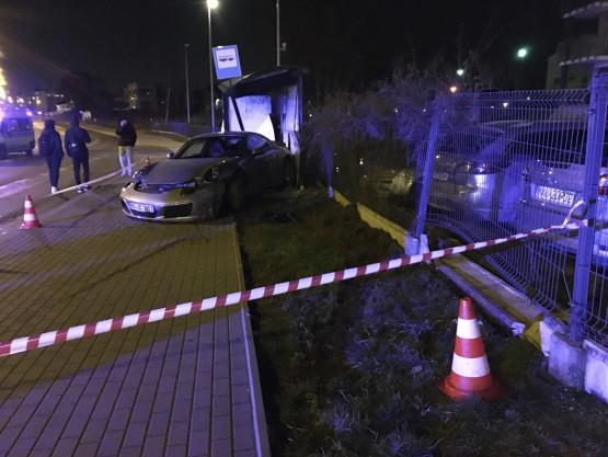 Skutki wypadku na Jasieniu