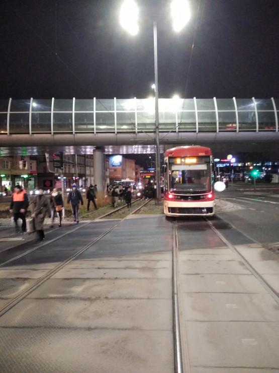 Nie kursują tramwaje z Wrzeszcza w kierunku centrum