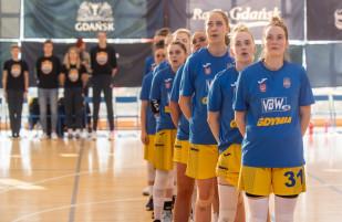 Arka Gdynia mistrzem Polski U-22 koszykarek. Politechnika Gdańska 7. miejsce
