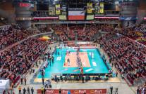 Trefl Gdańsk - Cuprum Lubin 3:0. 9980 kibiców. Rekord frekwencji w PlusLidze