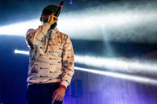 Udany festiwal hip-hopu w Starym Maneżu