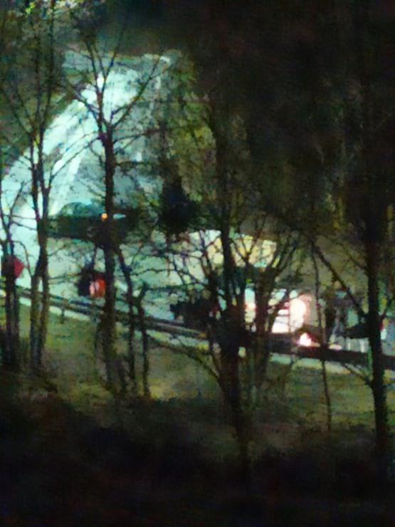 Wypadek na Świętokrzyskiej w Gdańsku