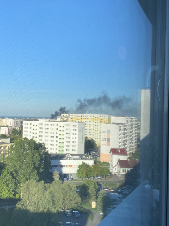 Dym nad Moreną