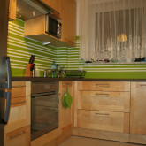 kuchnia zielona