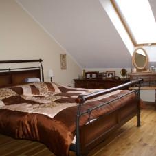 Sypialnia Agi i Tomka