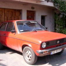VW Derby 1977r.