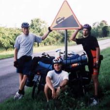 Z wycieczki   GDYNIA - ZAKOPANE (2001)