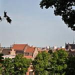 Gdańsk, forty