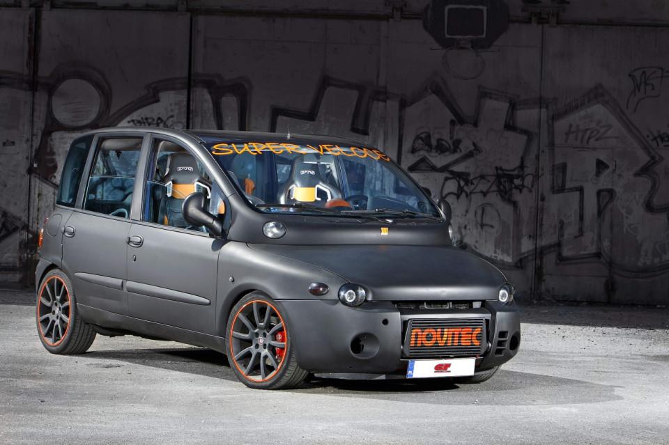 Fiat Multipla GT