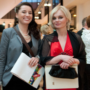 Marzena Klimowicz i Marta Nicgorska
