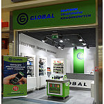 Punkt Global Centrum GSM w Auchan Port Rumia