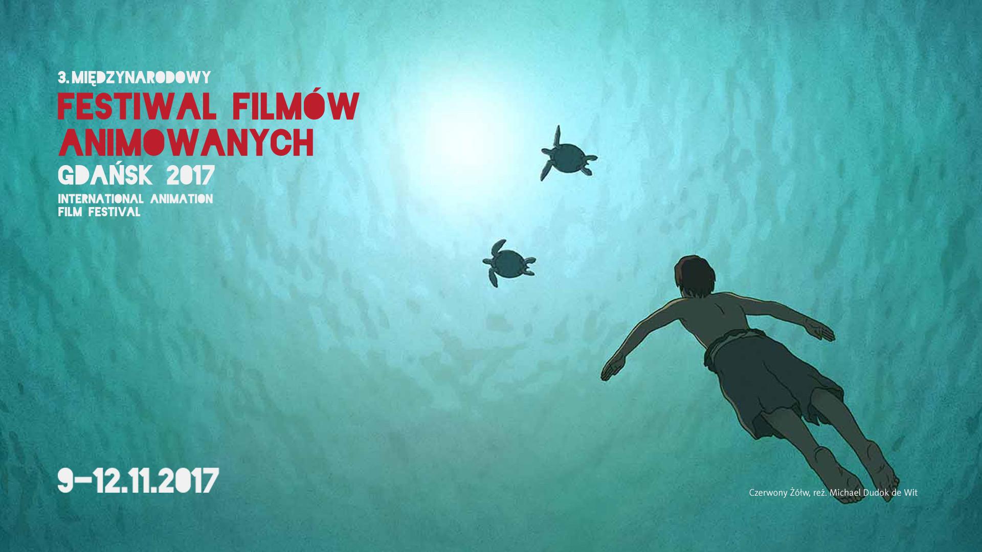 III Международный Фестиваль Анимационных Фильмов 9-12 ноября в Гданьске