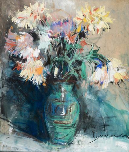 93. Antoni Suchanek, Kwiaty