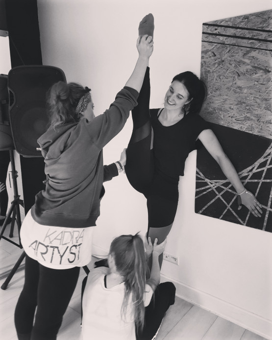 Stretching w Gdańsku | Akademia Artystyczna