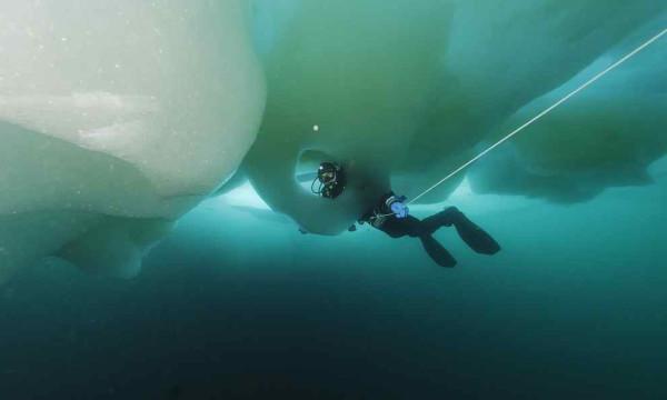 Bajkał. Królewstwo wody i lodu