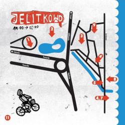 Mapka wydarzeń w Jelitkowie