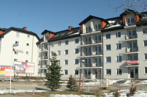 Kameralna inwestycja składa się z dwóch budynków.