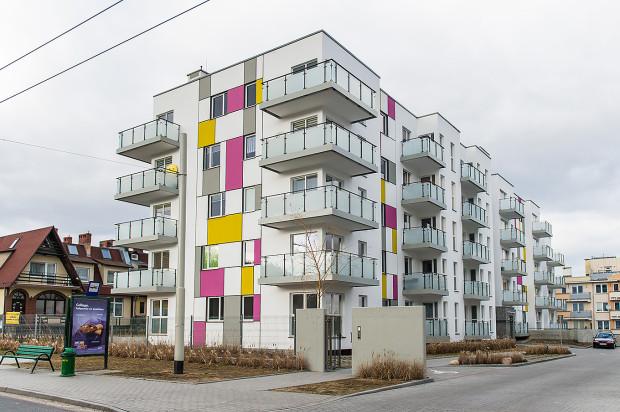 Pierwszy budynek osiedla oddany do użytkowania w 2015 roku.