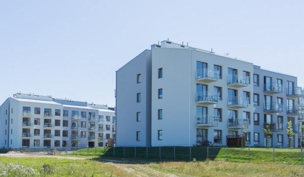Dwa budynki oddane w trzecim etapie inwestycji.