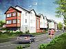 Architektonicznie budynki nawiązywać będą do okolicznej zabudowy.