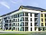 Budynek będzie miał pięć kondygnacji, przy czym ostatnie piętro będzie cofnięte, a znajdujące się tam mieszkania otoczone tarasami.