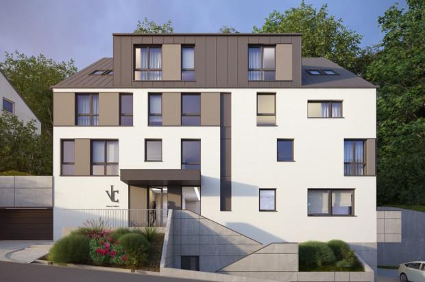 W budynku powstanie zaledwie osiem lokali mieszkalnych.