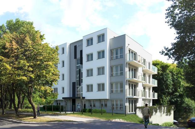 W budynku przy Benisławskiego powstanie zaledwie 12 mieszkań.