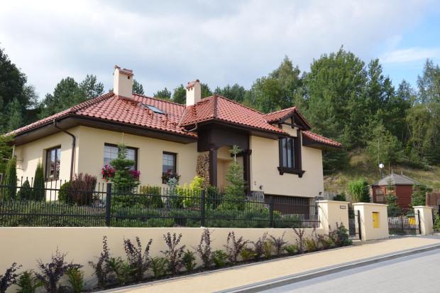 Dom powstały w II zadaniu.