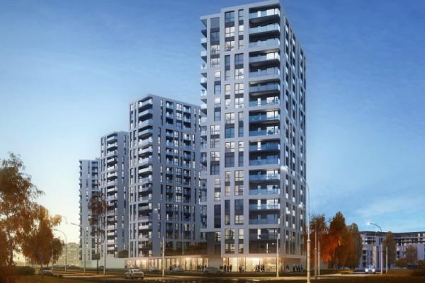 Architektura budynków będzie nowoczesna, ale jednocześnie dopasowana do otoczenia.