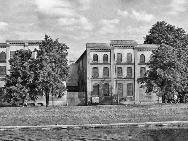 Fabryka przy Kamiennej Grobli
