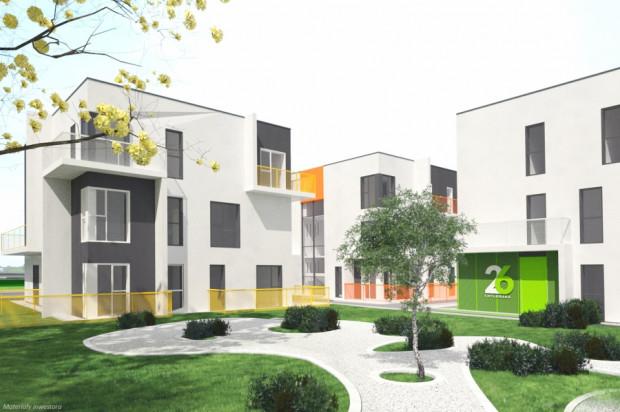 W ramach inwestycji powstaną trzy niewielkie budynki