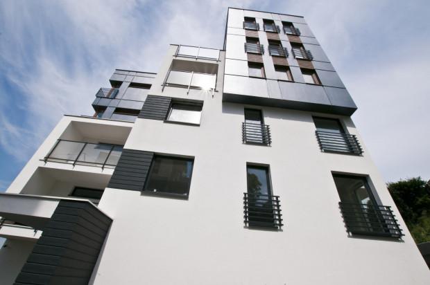 Oddany do użytkowania w marciu 2016 roku budynek siedem.